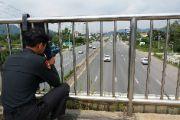 โครงการรถปฏิบัติการเคลื่อนที่ตรวจจับความเร็วเพื่อป้องกันและลดอุบัติเหตุทางถนน  (รถโมบาย) ประจำปีงบประมาณ พ.ศ. 2561